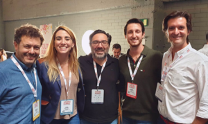 South Summit 2019: ISDI, Wayra, Microsoft & Metricson